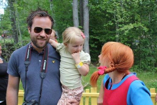 Mynthe møter Pippi